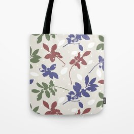 Chinese Elm leaves Tote Bag