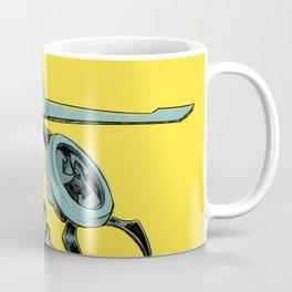 whirly bird special Coffee Mug