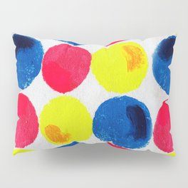 Circle of Colors Pillow Sham