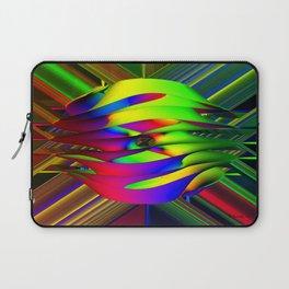 Einstein's Rainbow Laptop Sleeve