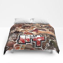 Baki Hanma Comforters