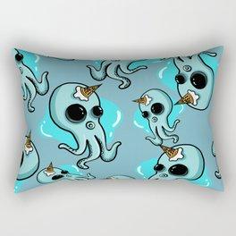 Cute Stuff Unicorn Octopus Rectangular Pillow
