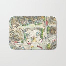 Trafalgar Square Bath Mat