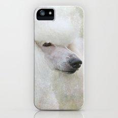 White Slim Case iPhone (5, 5s)