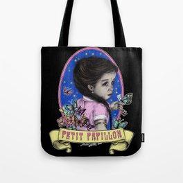 Ma Petite (color) Tote Bag