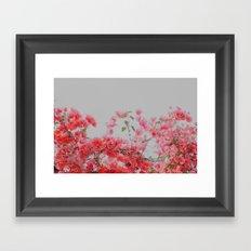 Strawberry Dream Framed Art Print