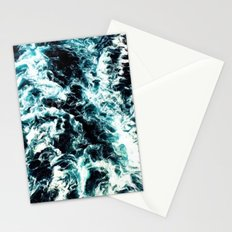 Ocean Waves (Water) Stationery Cards