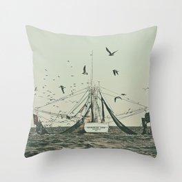Deborah Ann Throw Pillow