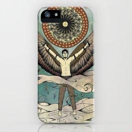 Icarus.  iPhone Case