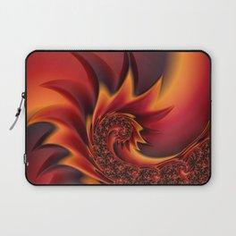 Agile Fractal Art Laptop Sleeve
