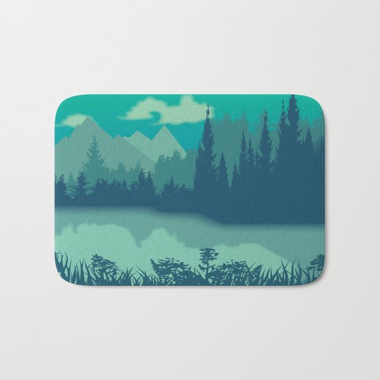 My Nature Collection No. 22 Bath Mat