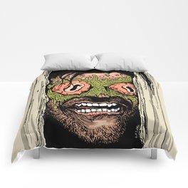 Shining Eye Holes Comforters