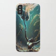 Underwater ballet iPhone X Slim Case