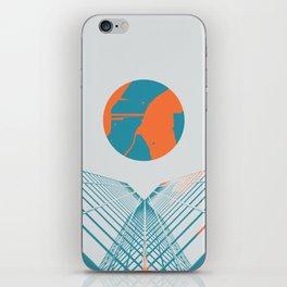 Cybersunset iPhone Skin