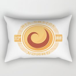Air Nation Nomad Rectangular Pillow