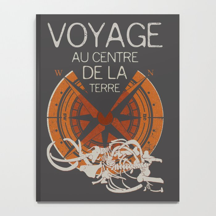 Books Collection: Jules Verne Notebook