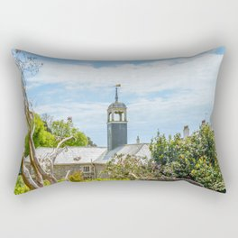 The Lost Gardens of Heligan - The Clock House Rectangular Pillow