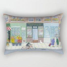 East street Rectangular Pillow