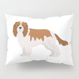 Cavalier King Charles Spaniel Pillow Sham