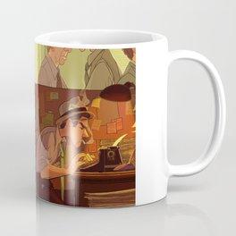 Foot in the Door Coffee Mug