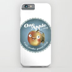 One Apple A Day iPhone 6s Slim Case