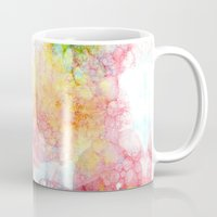 bubbles Mugs featuring Bubbles by emilie