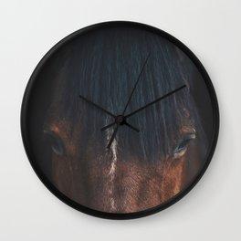 Horse - Cheyenne Wall Clock