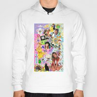 90s Hoodies featuring 90s, childhood. by eriicms
