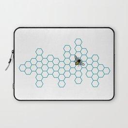 Honeycomb Bee Laptop Sleeve