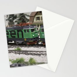 Green Cargo Stationery Cards