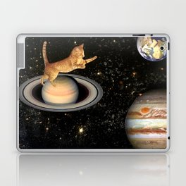 Cat.In.Space. Laptop & iPad Skin
