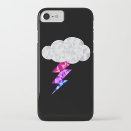 Bisexual Storm Cloud iPhone Case