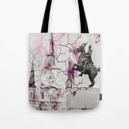 Cathedral  Tote Bag