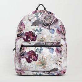 The morning garden Backpack