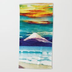 Living Rapture in Yeno Beach Towel