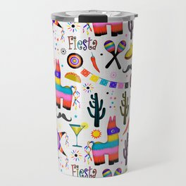 Fiesta Mexicana Travel Mug