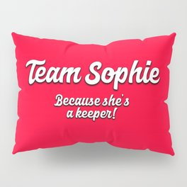 Team Sophie Pillow Sham