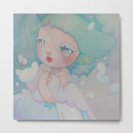 little twinkle Metal Print