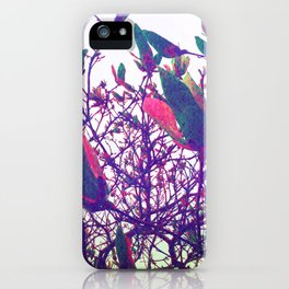 Once Upon a Parrot iPhone Case