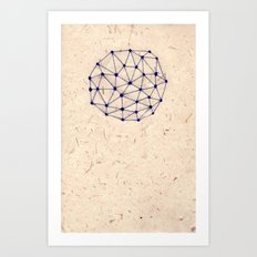 Constellation Art Print