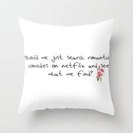 Woman - harry styles Throw Pillow