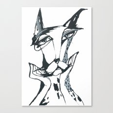 Human Arms Canvas Print