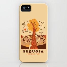 Louis Frey x Parks Project - Sequoia National Park iPhone Case