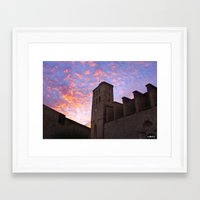 religion Framed Art Prints featuring Religion by maxxoellig