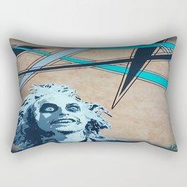 Those Things Look Dangerous Rectangular Pillow