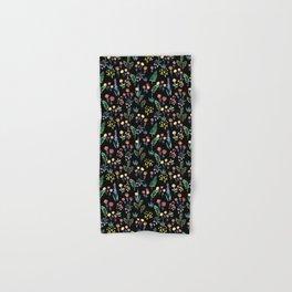 fairytale meadow pattern Hand & Bath Towel