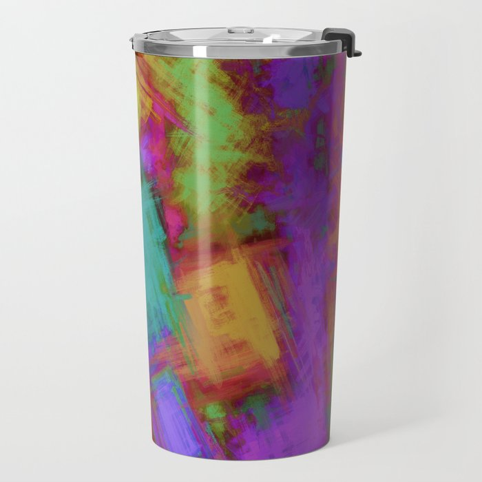 Crashover Travel Mug