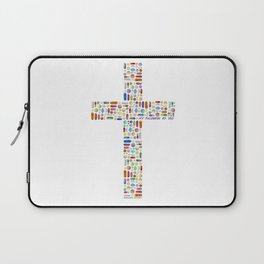 My Religion Is You Laptop Sleeve