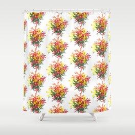 Squish Shower Curtain