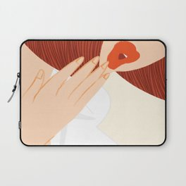 open your mind Laptop Sleeve